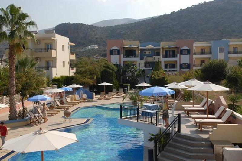 Appartementen Arlekin Tango - Stalis - Heraklion Kreta